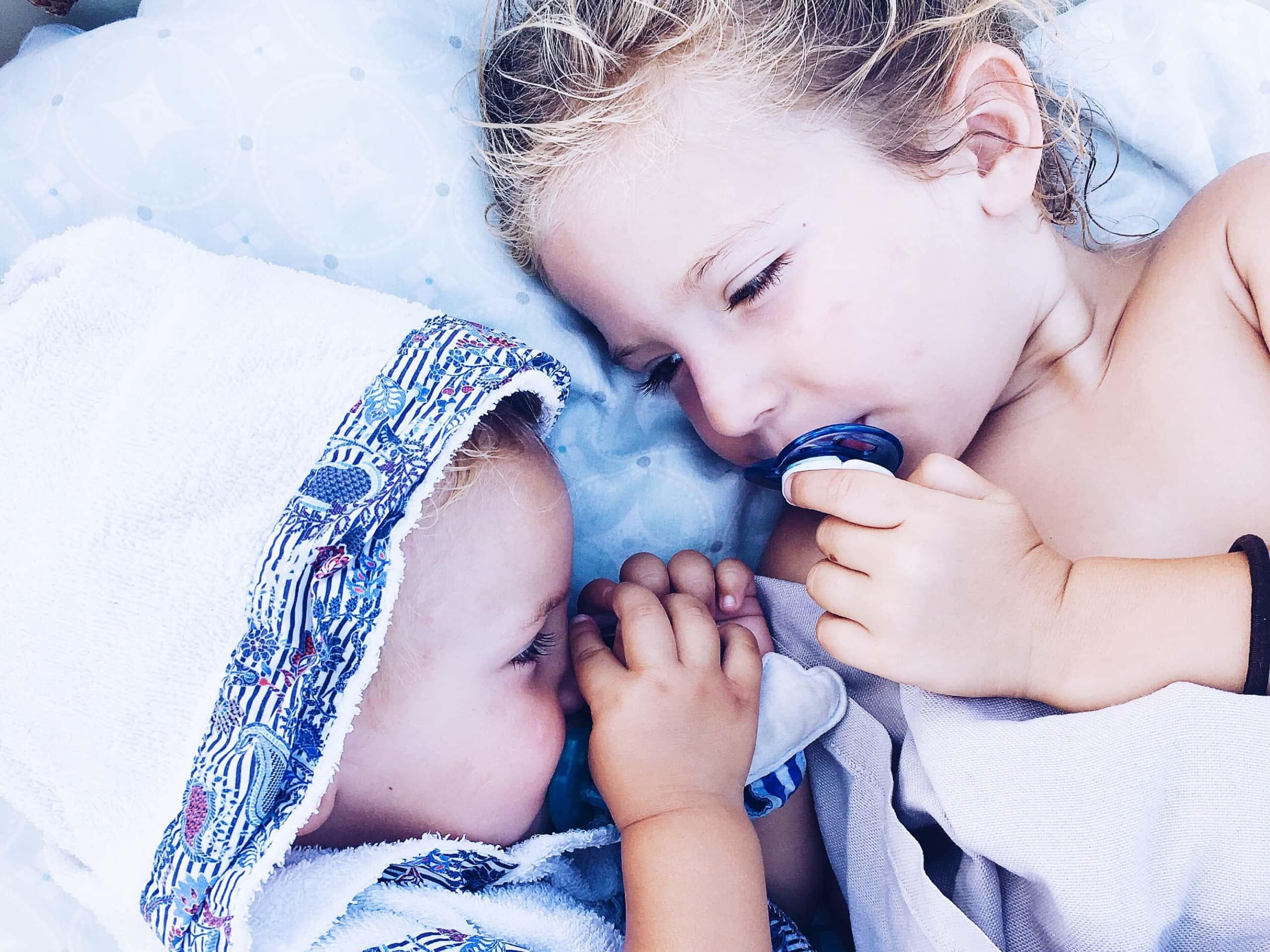 Un amore che nasce ancora prima di esistere.