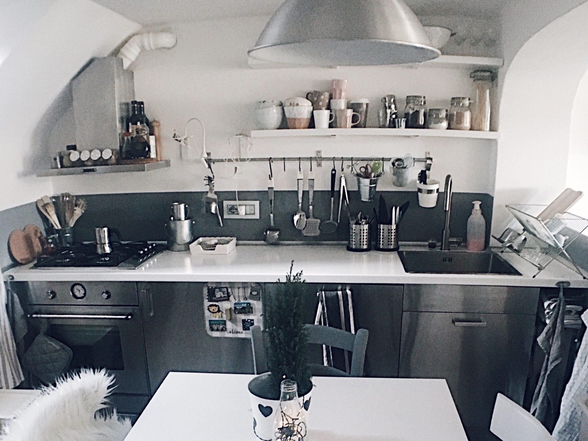 Kitchen Restyle - Come rinnovare la cucina in 10 giorni! - Mammaglamour