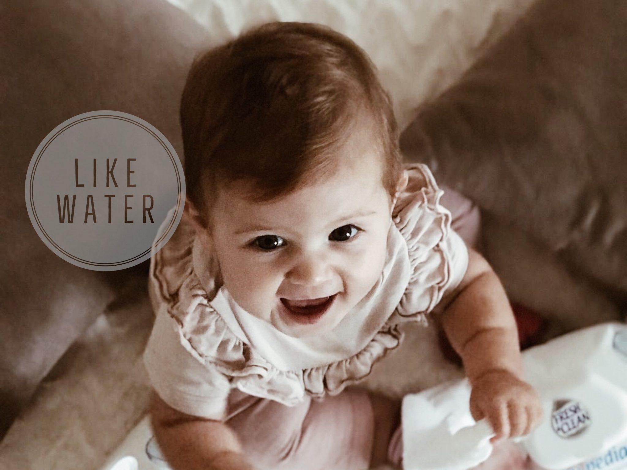Come acqua pura sulla pelle dei bambini – Fresh&Clean